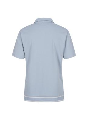 립변형 티에리 반팔 티셔츠(LBL)