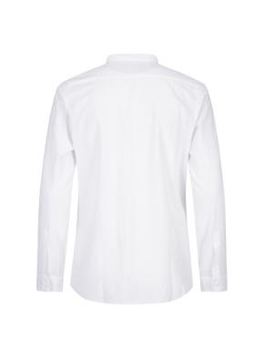 추연사 소재 밴드카라 셔츠(WT)