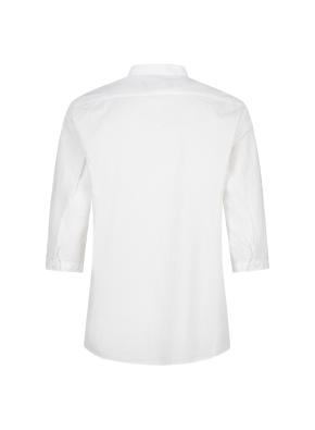 씨어써커 스트라이프 7부 셔츠(WT)
