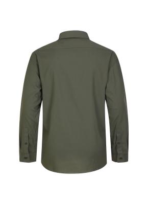 히든 포켓 셔츠(KH)