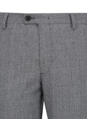 마이크로 패턴 이모션 임팩트 수트 팬츠
