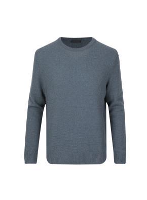 울캐시 조직변형 스웨터 (PGN)