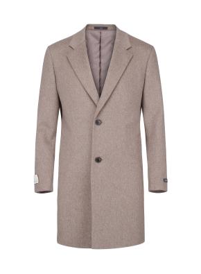 캐시미어혼방 체스터 코트(BE)