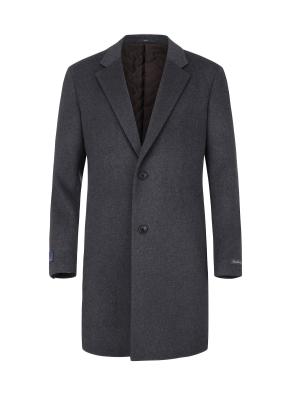 캐시미어혼방 체스터 코트(GR)