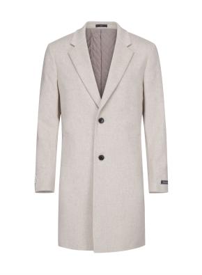 캐시미어혼방 체스터 코트(IV)