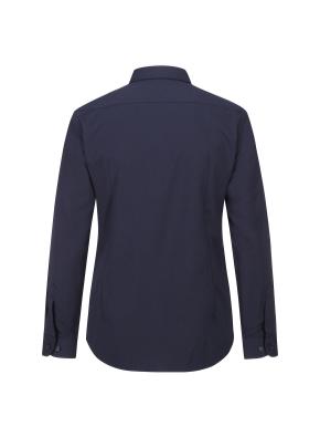 폴리레이온스판 레귤러카라 드레스셔츠(NV)