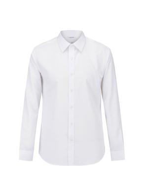 [탑텐몰단독] 폴리레이온스판 레귤러카라 드레스셔츠(WT)