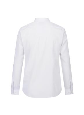 폴리레이온스판 레귤러카라 드레스셔츠(WT)