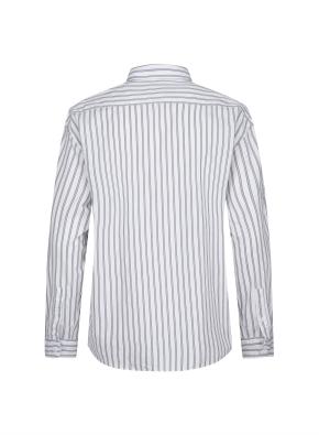 코튼 스트라이프 셔츠(WT)
