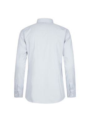 솔리드 스탠다드핏 드레스셔츠(GR)