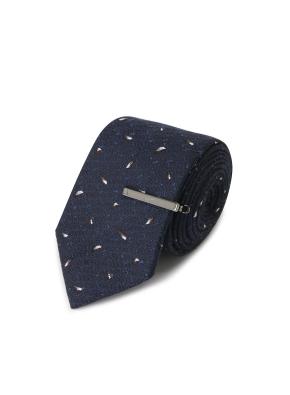 패턴물 넥타이(NV)