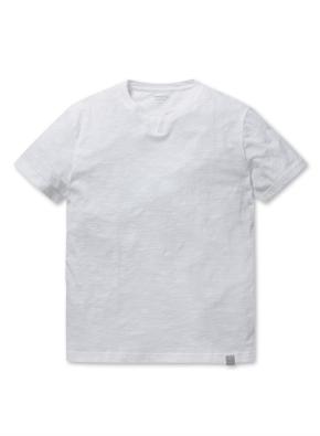 슬럽 헨리넥 반팔 티셔츠