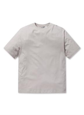 라운드넥 오버핏 반팔 티셔츠