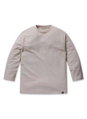 남성 피케 조직 7부 티셔츠 _ (MBE)