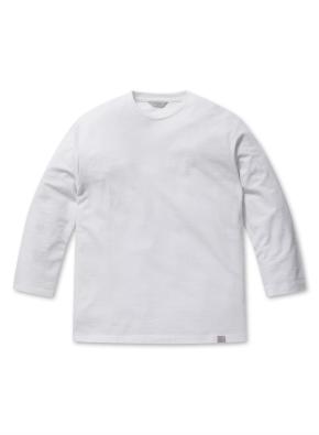 남성 피케 조직 7부 티셔츠 _ (WT)