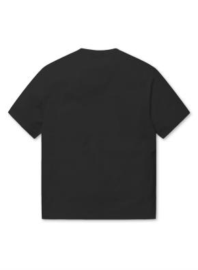 남성 에어로쿨 포켓 반팔 티셔츠 _ (BK)