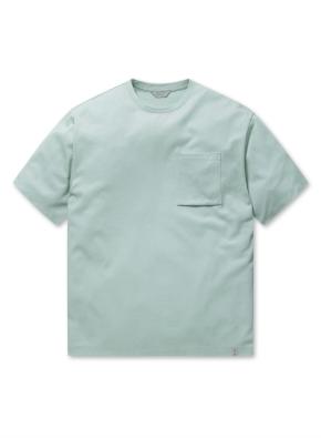 남성 에어로쿨 포켓 반팔 티셔츠 _ (MT)