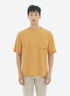 에어로쿨 포켓 오버핏 반팔 티셔츠
