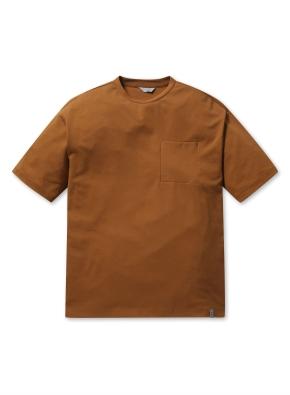 쿨텐션 포켓 반팔 티셔츠