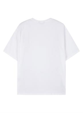 여성 스팽글 반팔 티셔츠