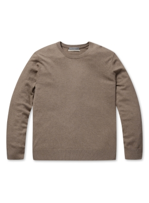 캐시 블랜디드 풀오버 스웨터