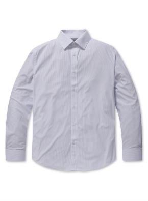 남성 폴리 트리코트 드레스 셔츠 _ (SBL)