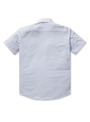 트리코트 반팔 셔츠