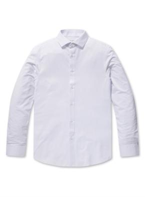 온라인전용) 남성 폴리 트리코트 드레스 셔츠 _ (DBL)