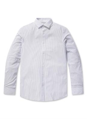 온라인전용) 남성 폴리 트리코트 드레스 셔츠 _ (SBL)