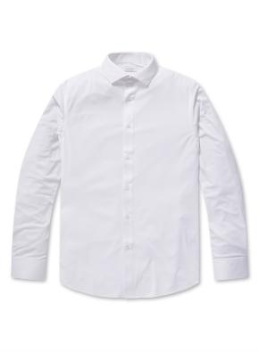 폴리 트리코트 드레스 셔츠 (온라인전용)
