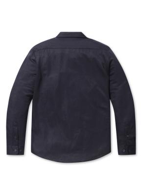 남성 카라 져지형 셔츠 _ (NV)