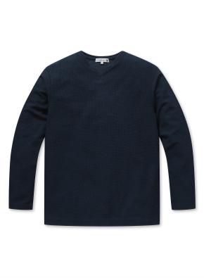 남성 사카리바 슬릿 티셔츠  _ (TGN)