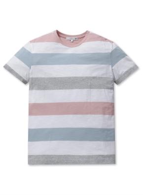 남성 스트라이프 티셔츠 _ (PK)