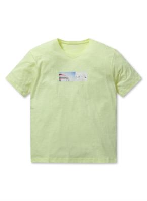 남성 핫썸머 그래픽 티셔츠 _ (LYE)