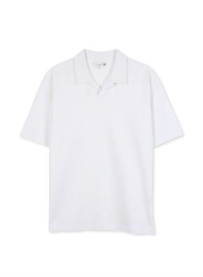 남성 오픈 카라 티셔츠 _ (WT)