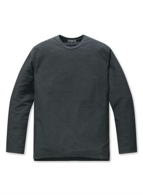 남성 솔리드 싱글 티셔츠 _ (TGN)