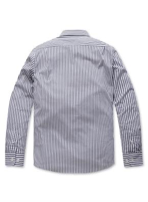 남성 카라 패턴 셔츠 _ (SNV)
