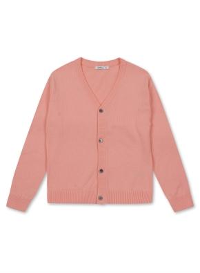 아동) 스웨터 컬러 가디건 (LPK)