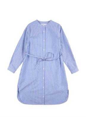 여아) 옥스포드 셔츠 원피스 (NVP)