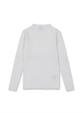 여아) 코튼스판 골지 티셔츠 (IV)