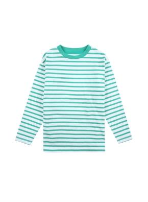 아동) 코튼 스트라이프 티셔츠 (GNP)