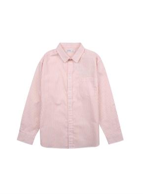 아동) 코튼 베이직 옥스포드 셔츠 (ORP)