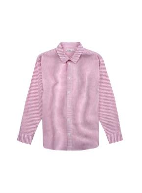 아동) 코튼 베이직 옥스포드 셔츠 (RDP)