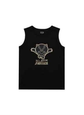 남아) 코튼 마블 민소매 티셔츠