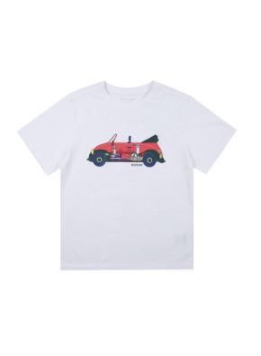 아동) 면 시티 티셔츠 (공모전) (WTA)