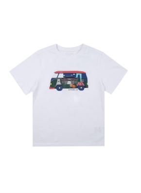 아동) 면 시티 티셔츠 (공모전) (WTB)