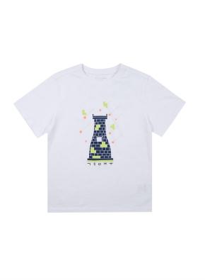 아동) 면 시티 티셔츠 (공모전) (WTD)