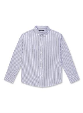 아동) 코튼 옥스포드 셔츠