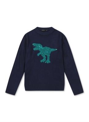 남아) 더블시퀸 스웨터