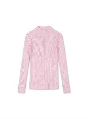 여아) 터틀넥 스웨터